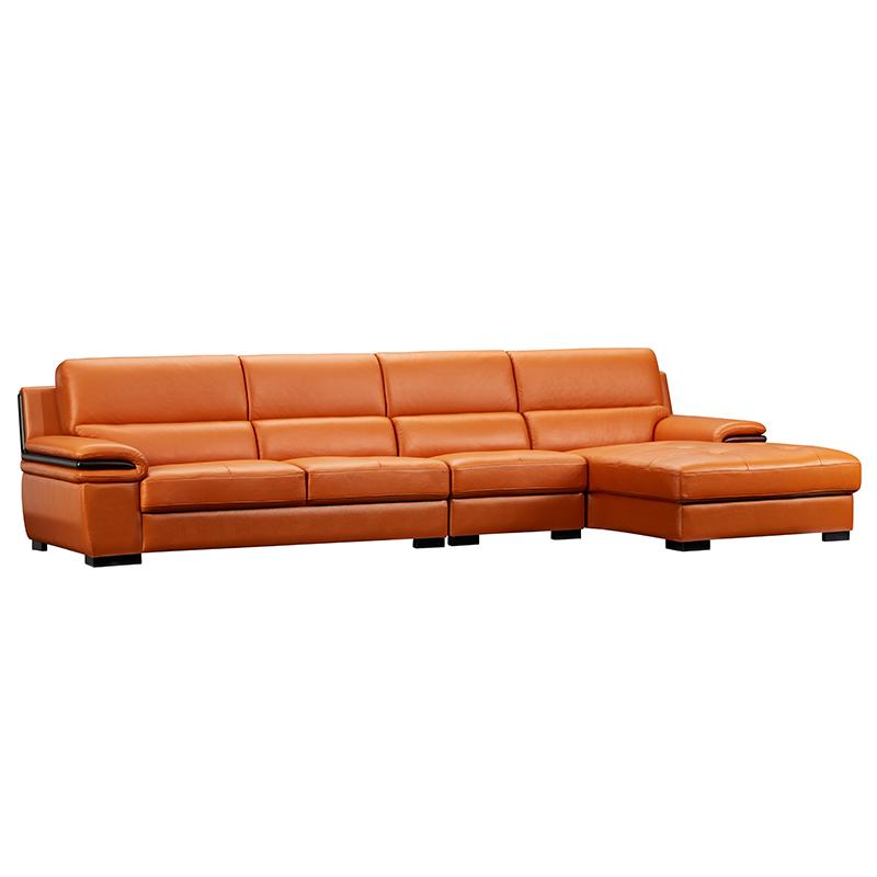富牌家具现代休闲FS480组合沙发