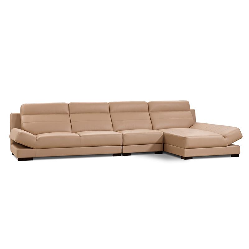 富牌家具现代休闲FS530组合沙发