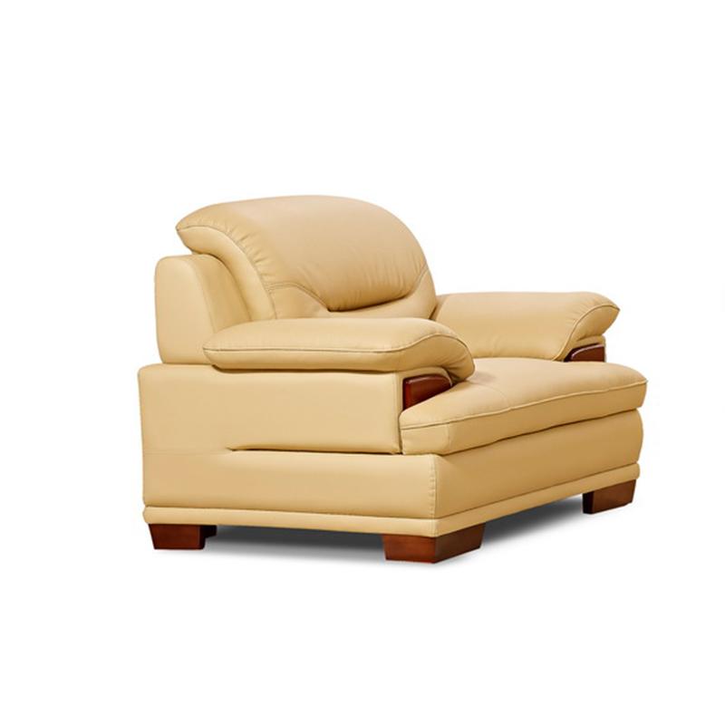 富牌家具现代休闲FS560单人沙发