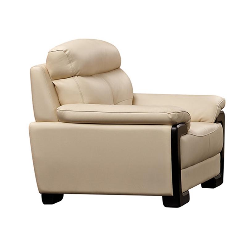 富牌家具现代休闲FS670单人沙发
