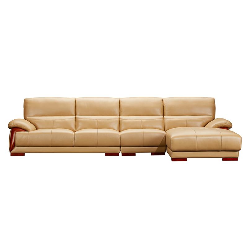 富牌家具现代休闲FS680组合沙发