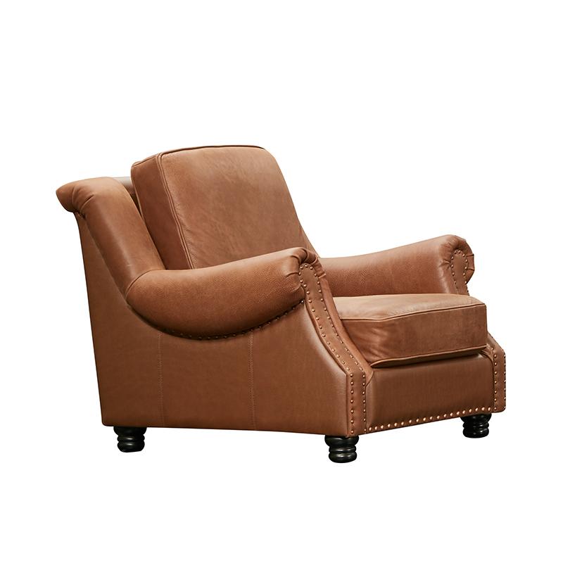 富牌家具现代休闲FS720单人沙发