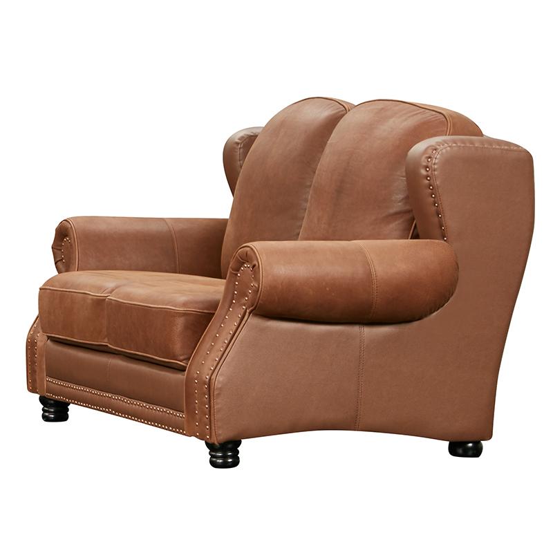 富牌家具现代休闲FS750双人沙发