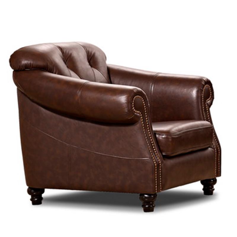 富牌家具现代休闲FS760单人沙发
