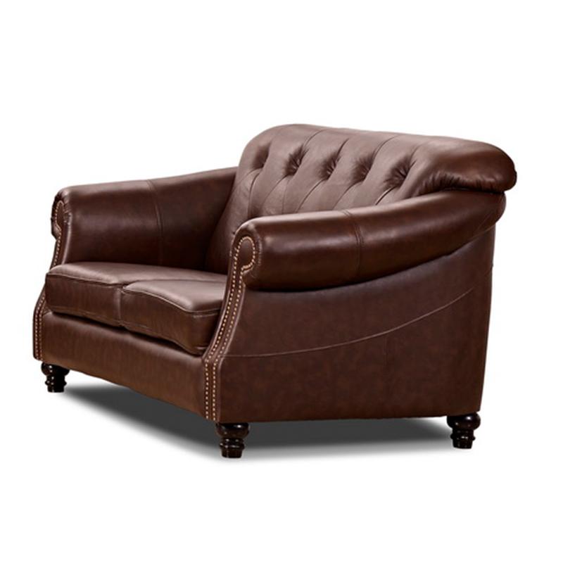 富牌家具现代休闲FS760双人沙发