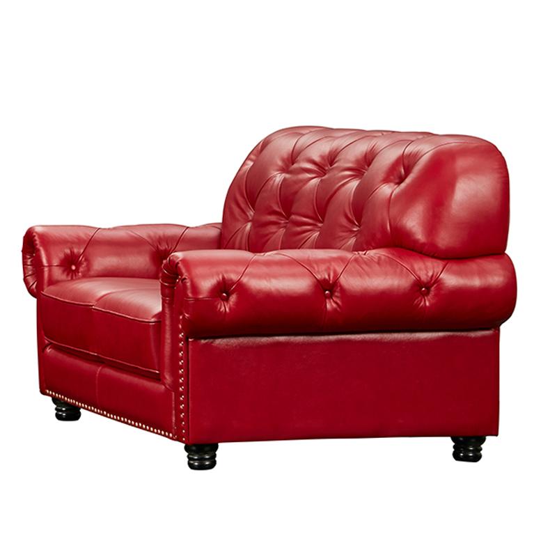 富牌家具现代休闲FS790双人沙发