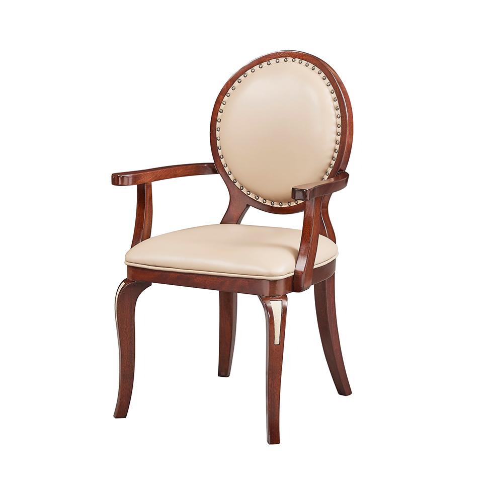 库普思美式轻奢扶手椅KH-118