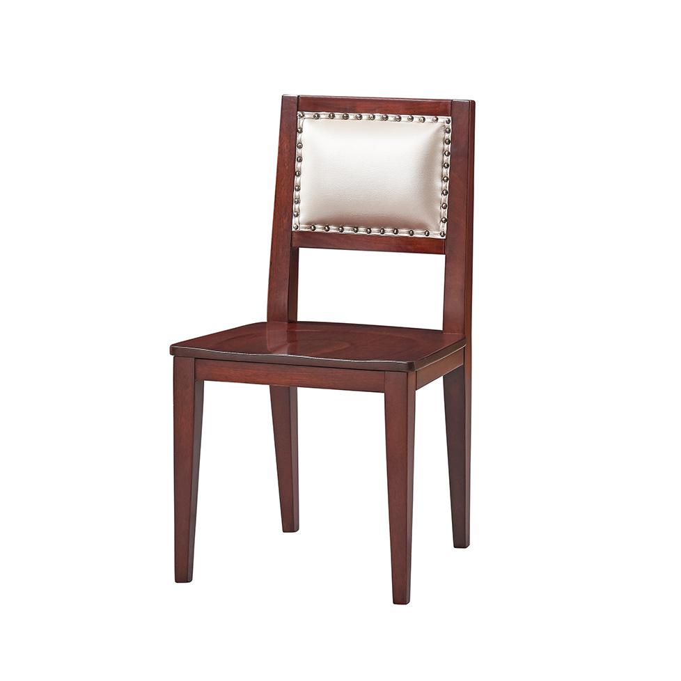 库普思美式轻奢餐椅KH-202