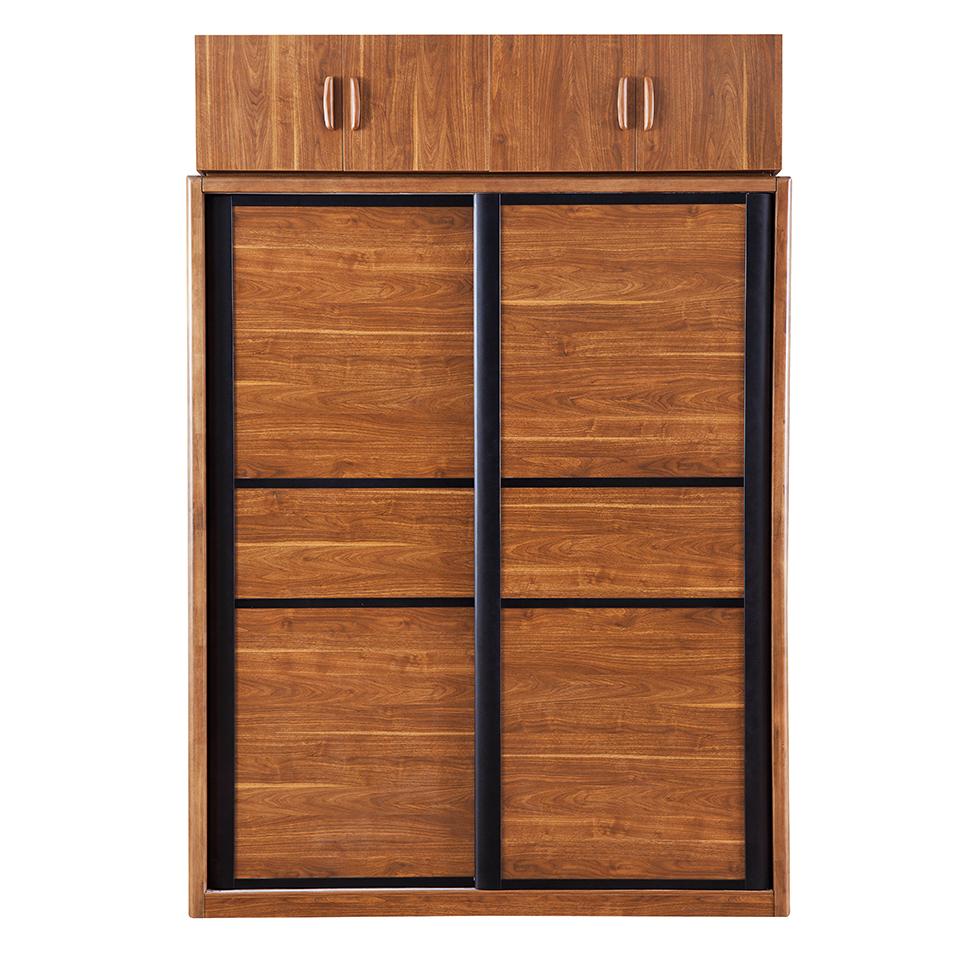 森盛锐璞北欧储物衣柜D8T03(不含顶柜)