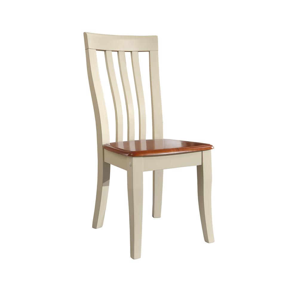 蓝晨圣卡琳地中海6603餐椅-米白