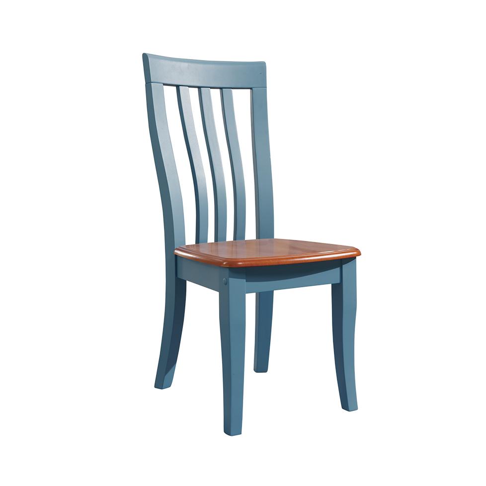 蓝晨圣卡琳地中海6603餐椅-普蓝