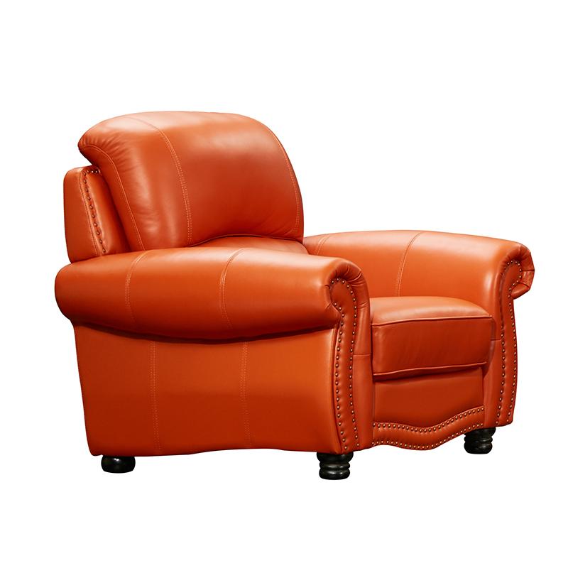 富牌家具现代休闲单人沙发FS730