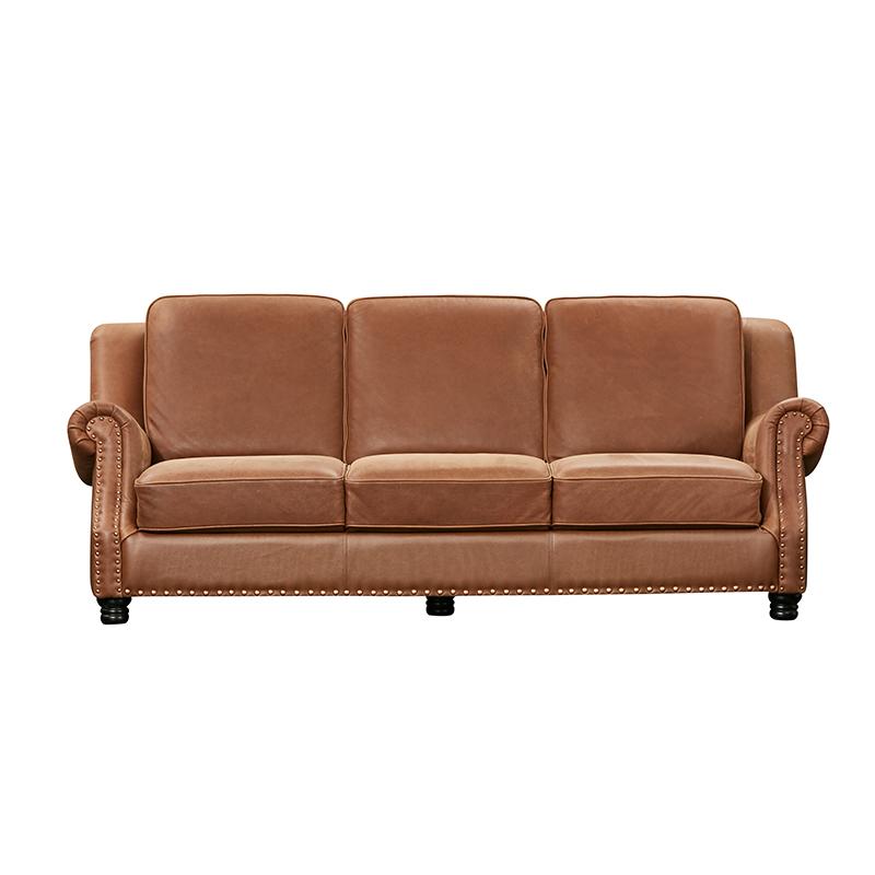 富牌家具现代休闲FS720三人沙发