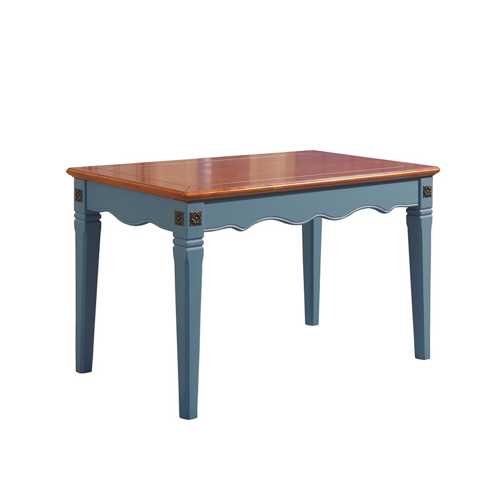 蓝晨圣卡琳地中海6601长餐桌-普蓝