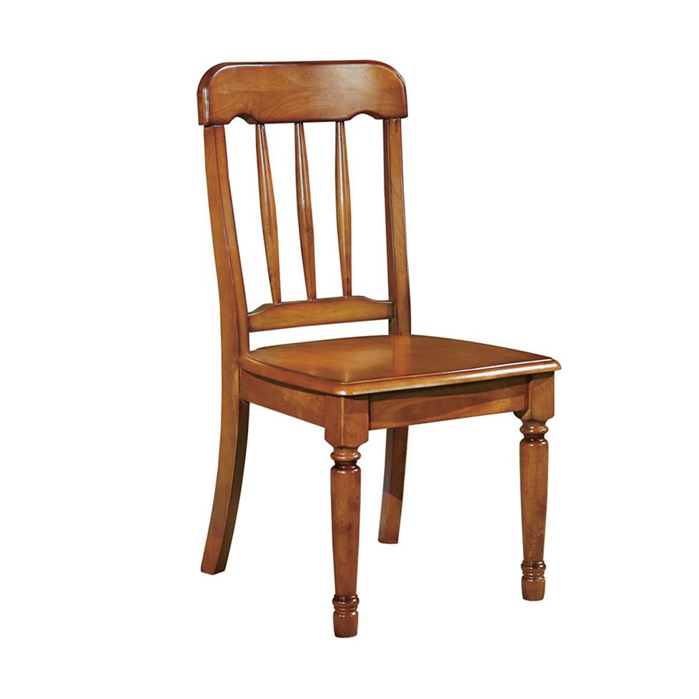 蓝晨奥美卡美式餐椅8802