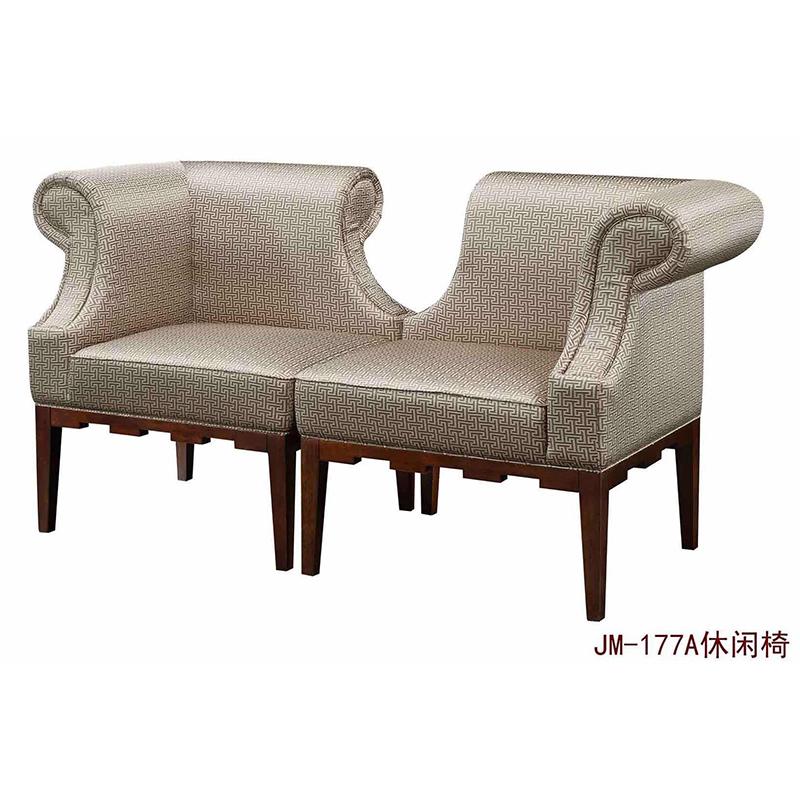曼格美式轻奢单椅177