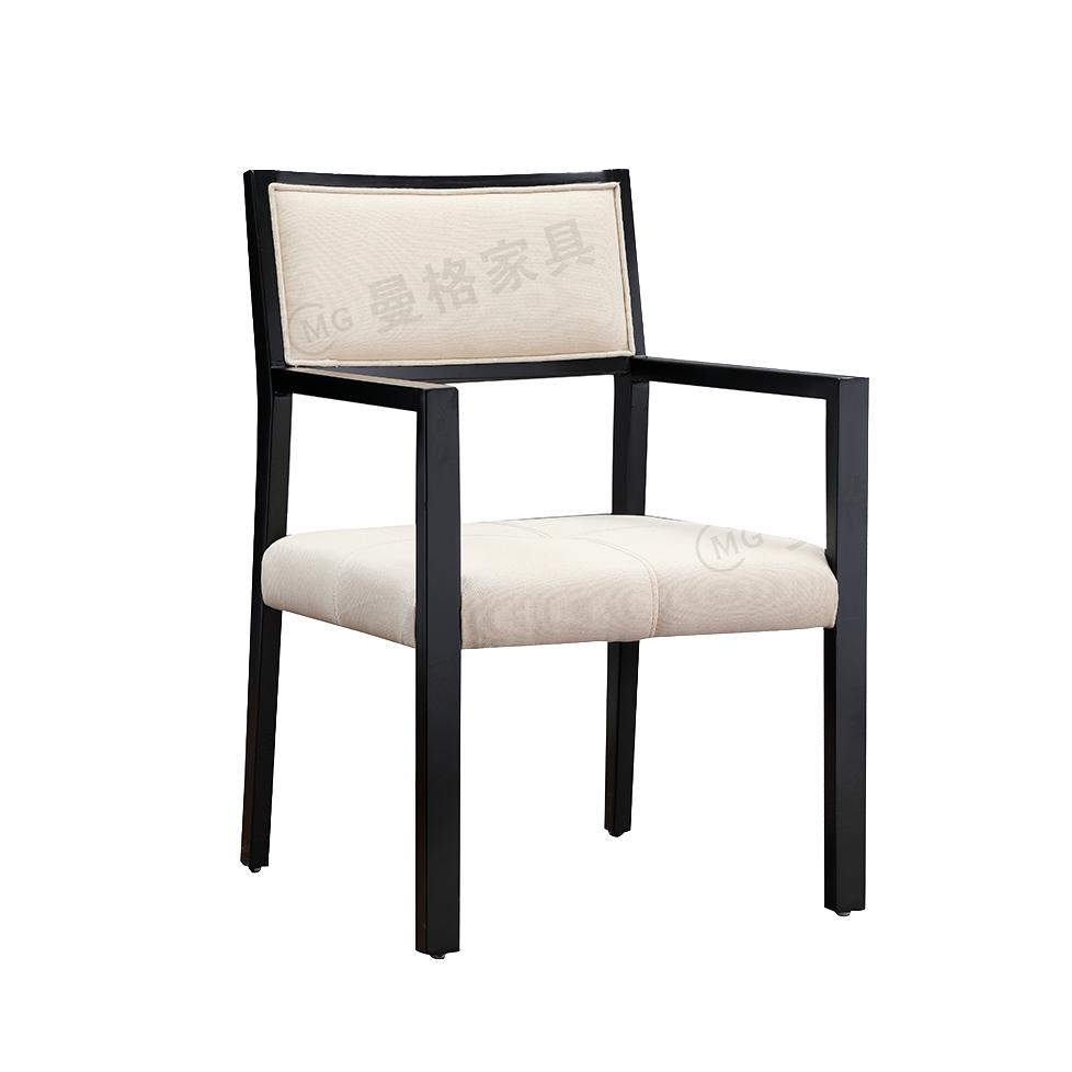 曼格新中式餐椅/单椅/椅子R-V63