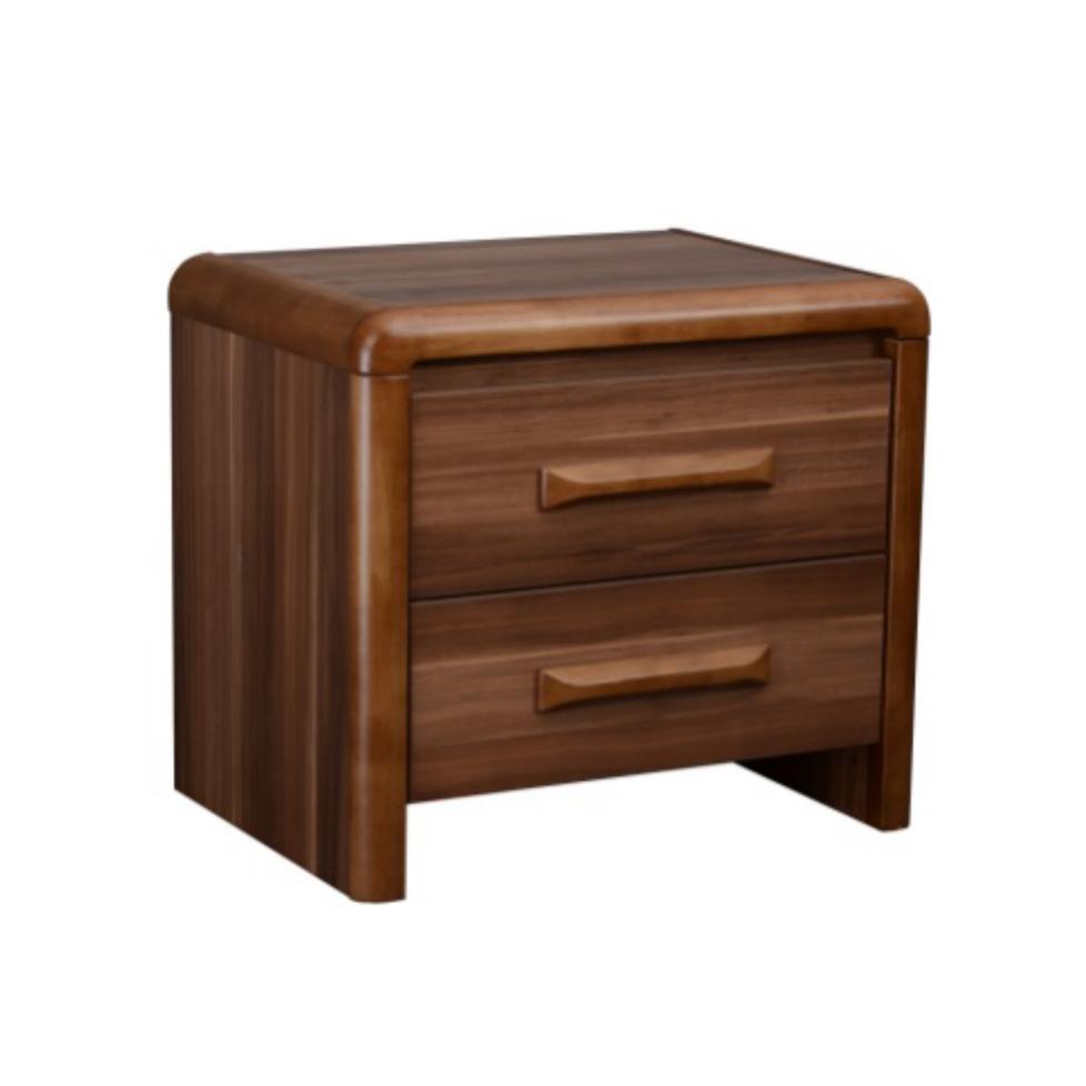 森盛美胡现代床头柜B5012