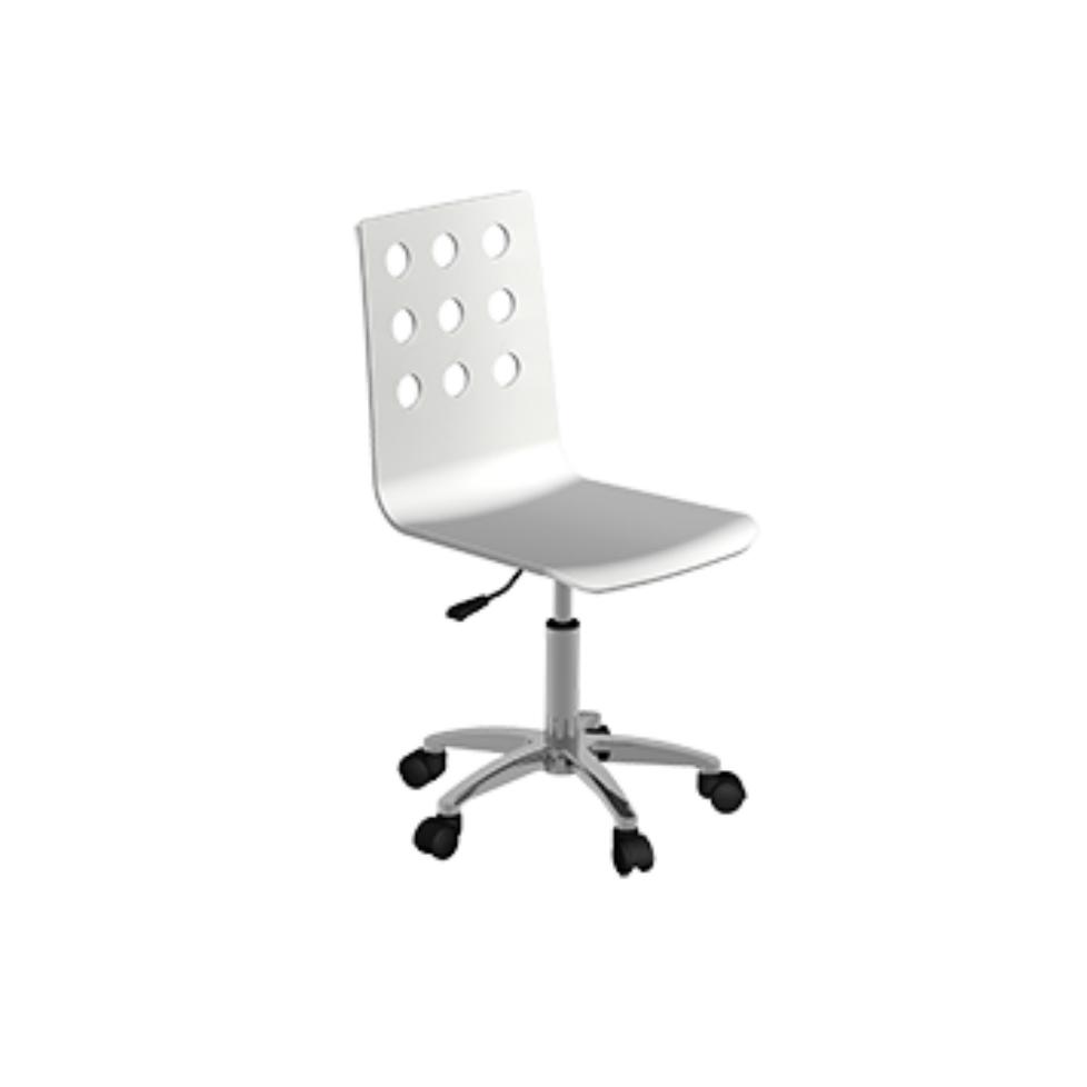 酷漫居书椅/9孔-椅子(转脚)ACG-H11-A