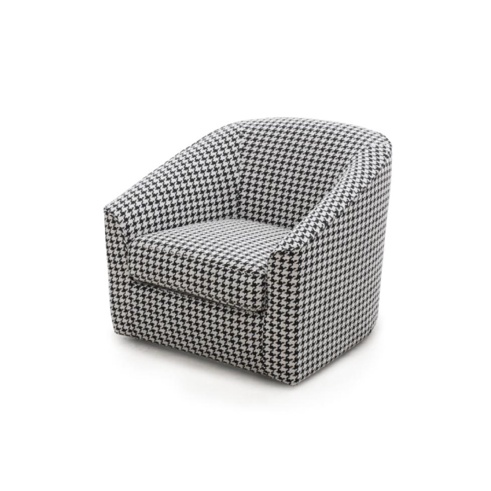 美持现代休闲椅/单人沙发/单椅Y-10#