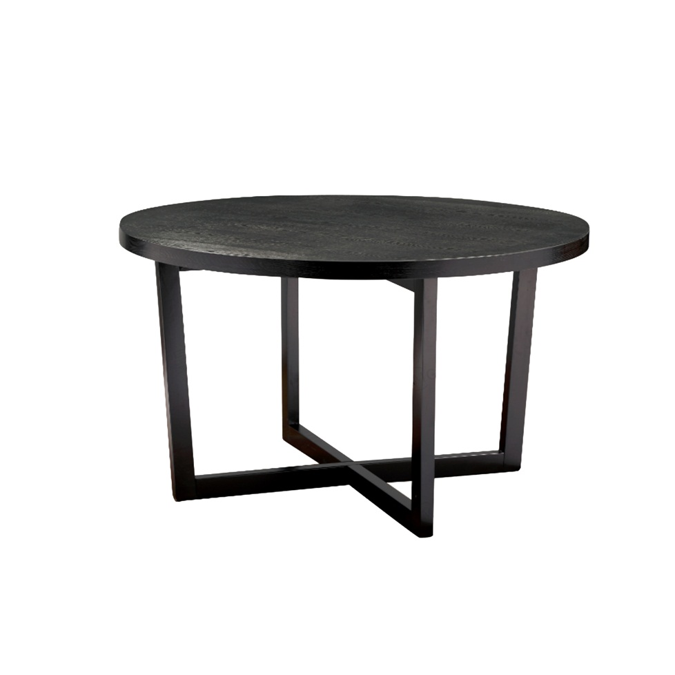 曼格新中式圆餐桌R-F02