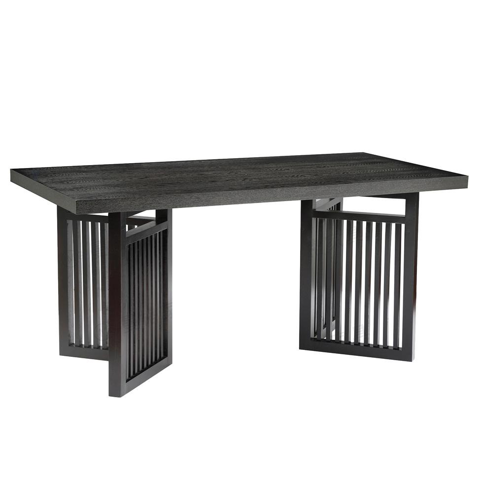 曼格新中式书桌R-H03