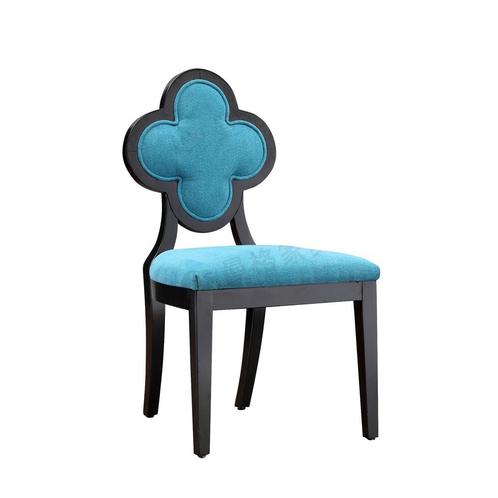 曼格新中式休闲椅/单椅R-V28