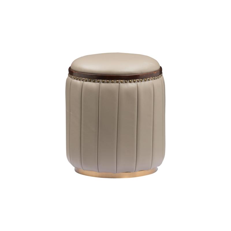 宝居乐美式轻奢TP222梳妆凳