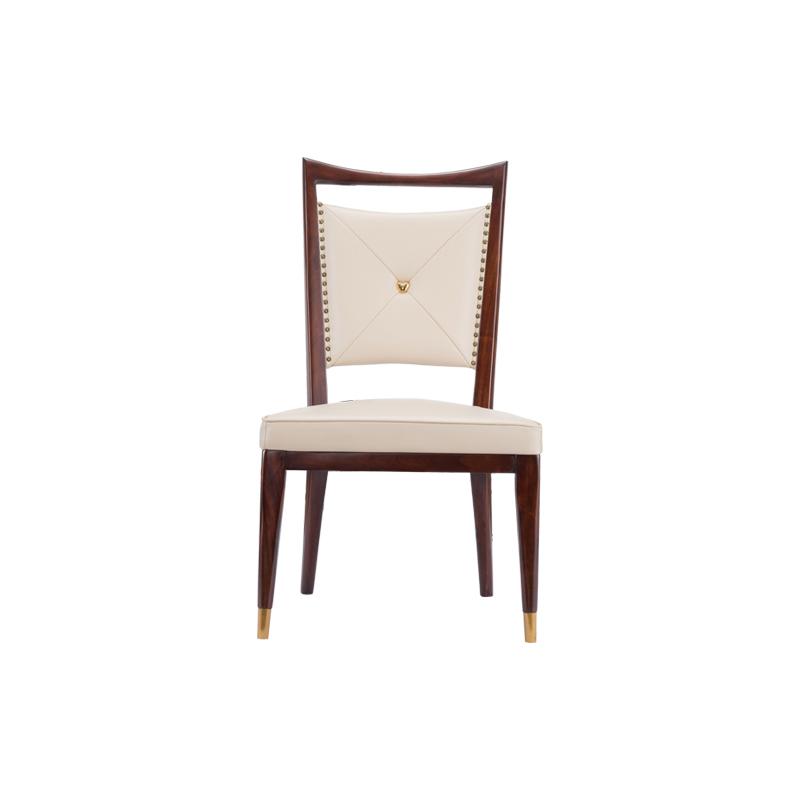宝居乐美式轻奢TP223餐椅