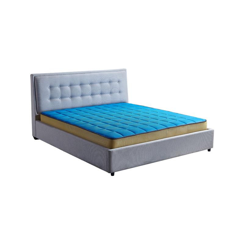 富牌家具现代简约卧室1.8米B02布艺床