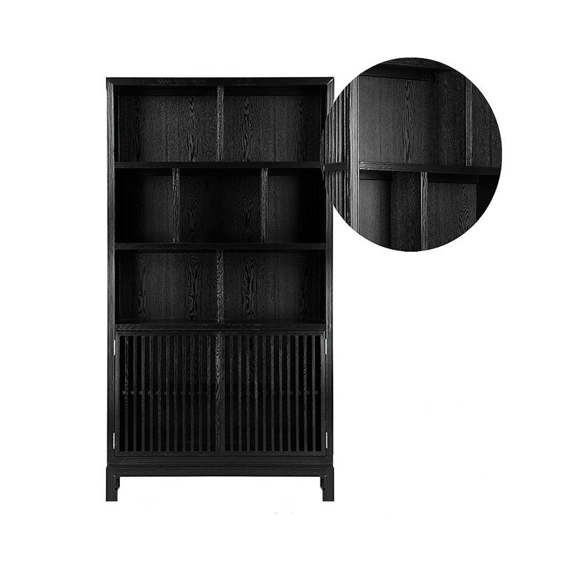 曼格家具新中式衣柜R-I16