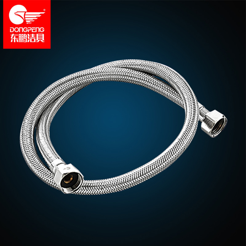 东鹏洁具不锈钢编织管JS0301L01