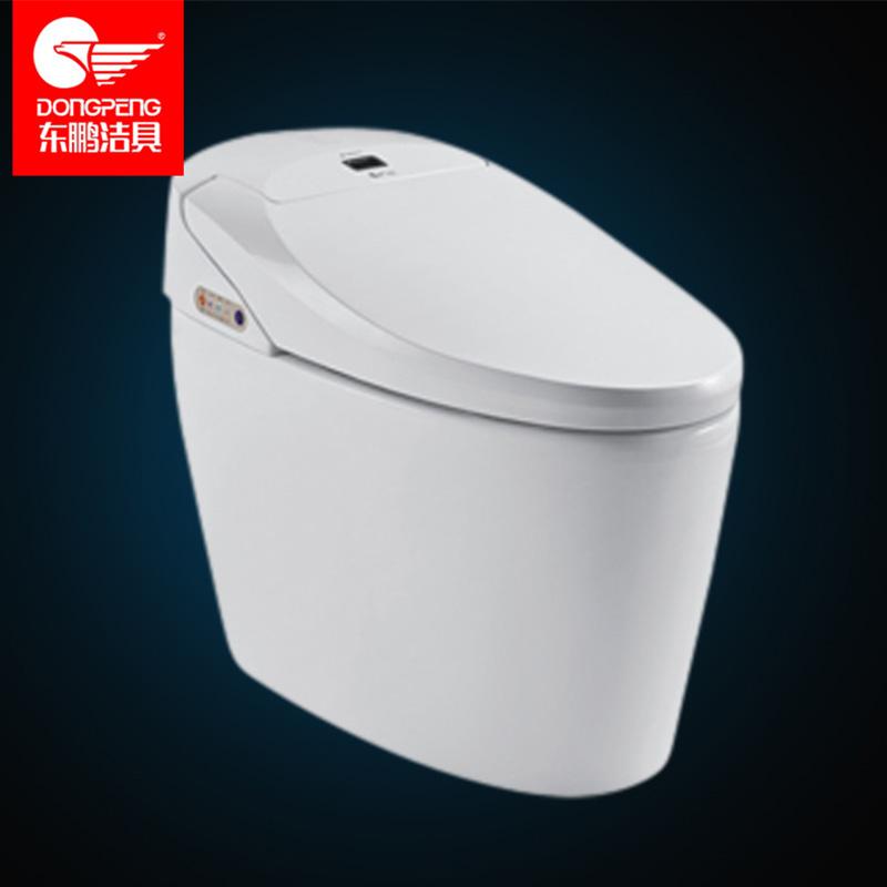 东鹏卫浴一体式无水箱智能坐便器W861105FZQ