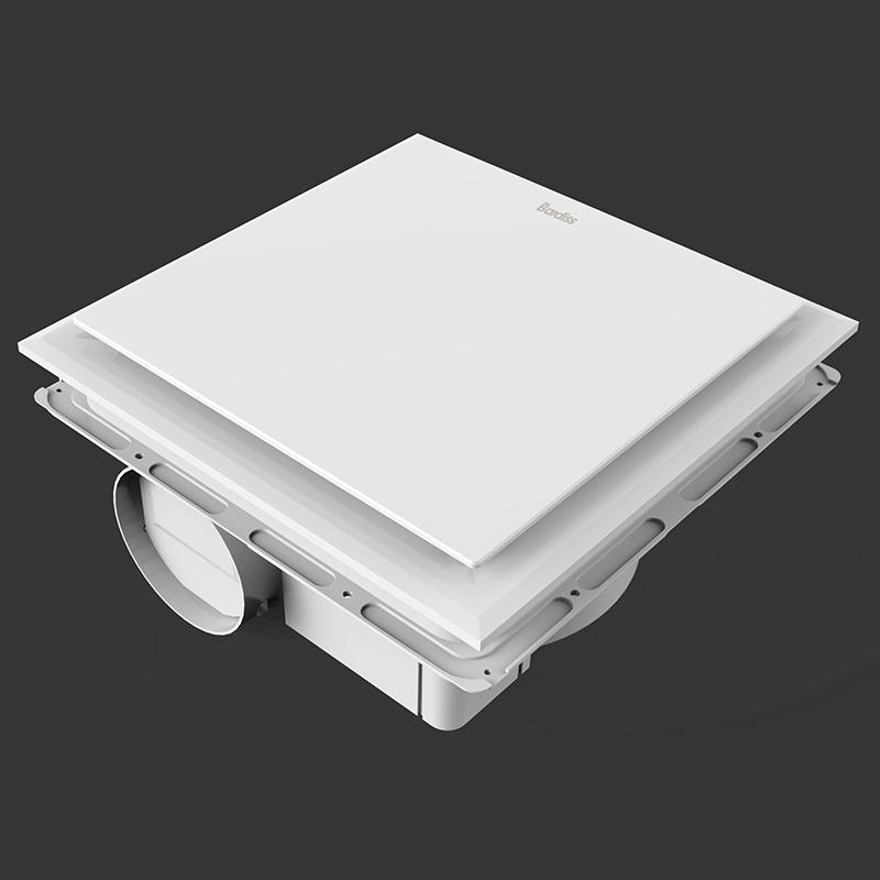 巴迪斯换气扇BDS-ZX300-H-W