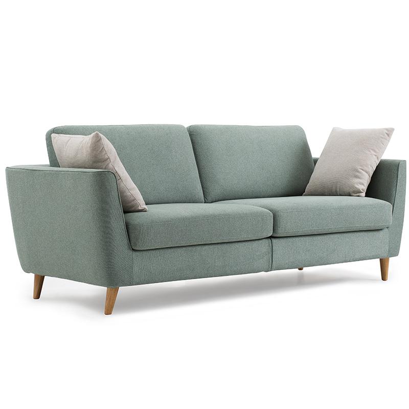 南纳鲁米北欧双人位沙发K005