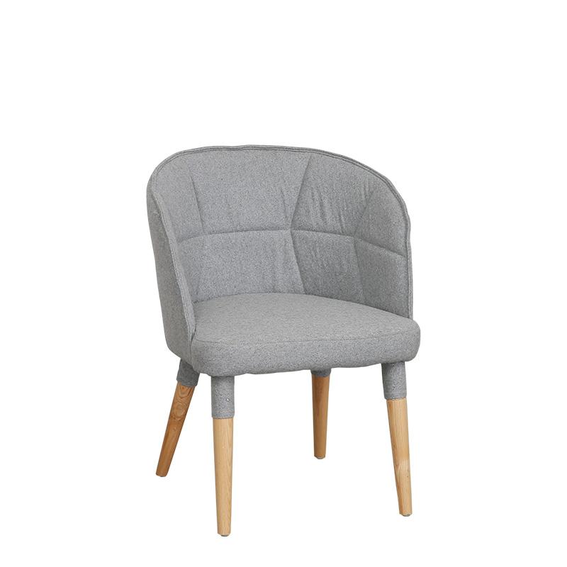 南纳鲁米北欧书椅KAY710