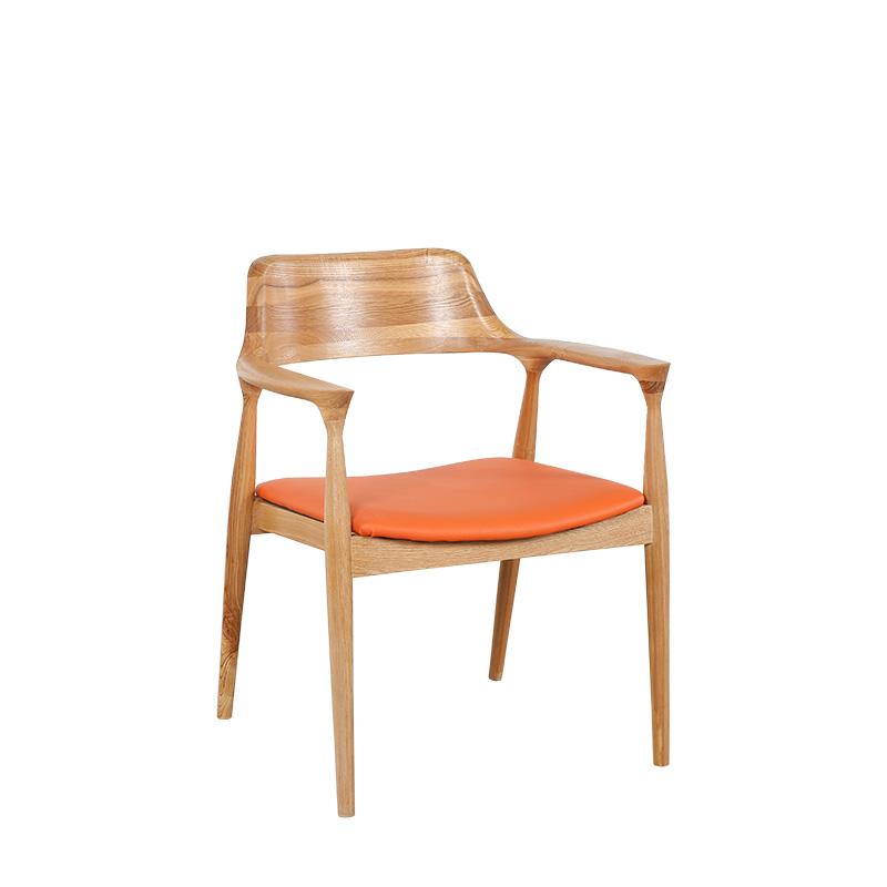 南纳鲁米北欧书椅KAY711