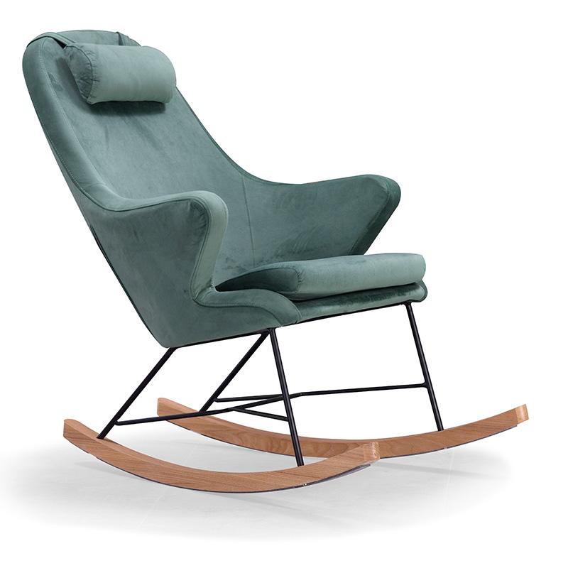 南纳鲁米北欧休闲椅KX07