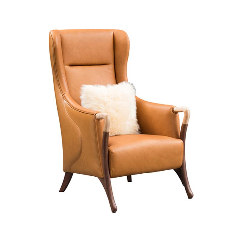 宝居乐意式轻奢休闲椅SP307