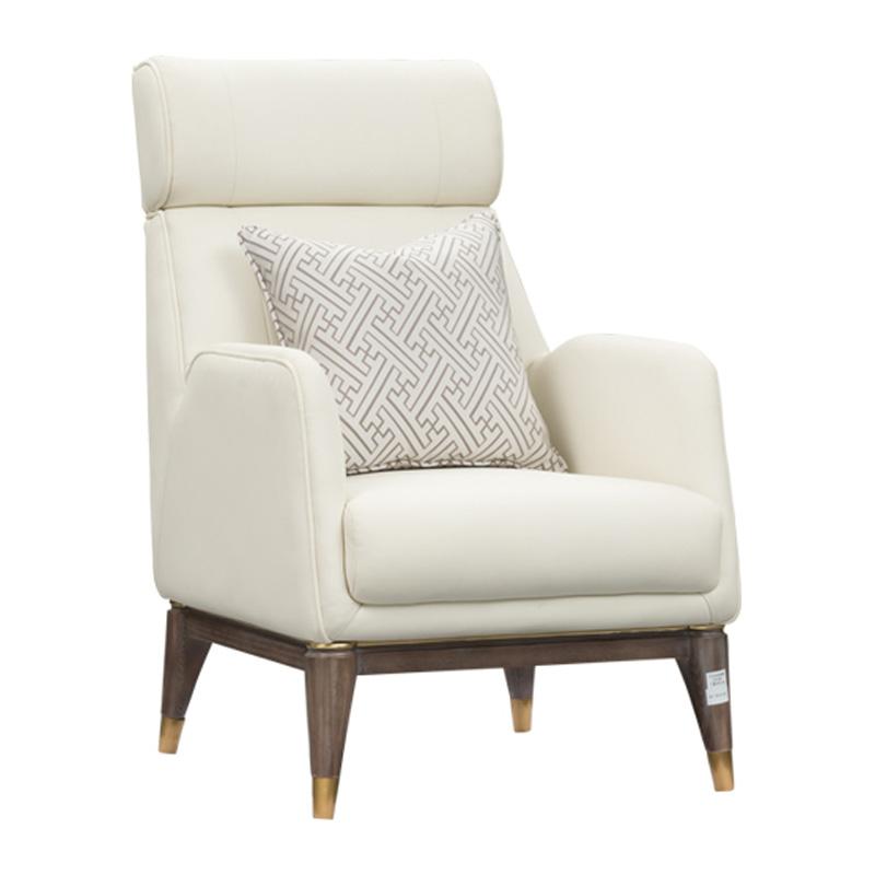 宝居乐美式轻奢休闲椅TP229