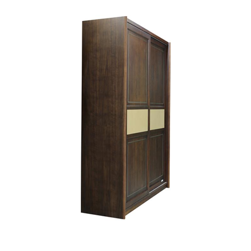 宝居乐意式轻奢趟门衣柜SP302二代