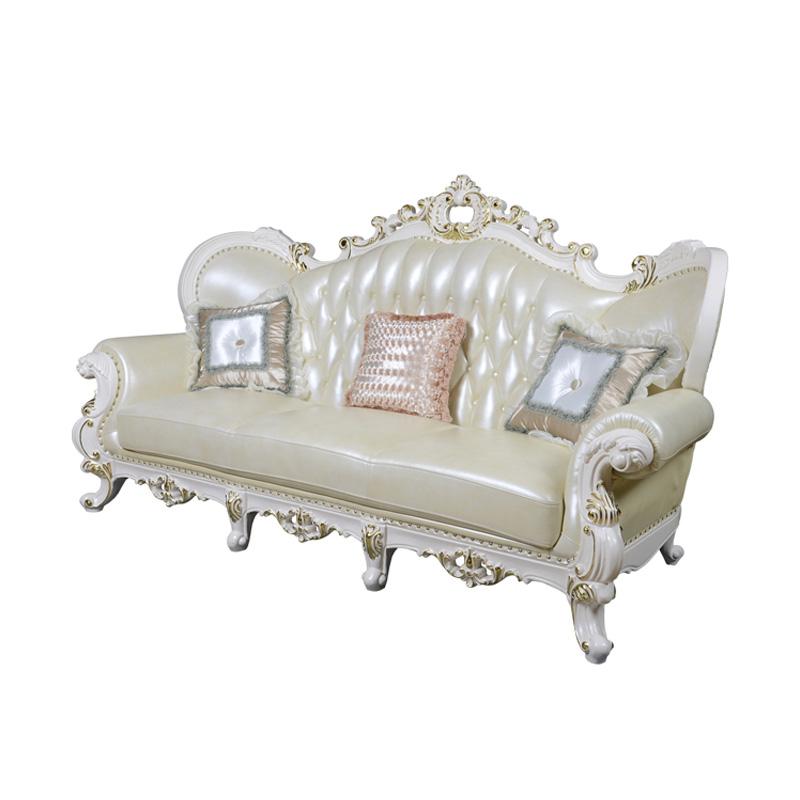 宝居乐橡白公馆三位沙发X220