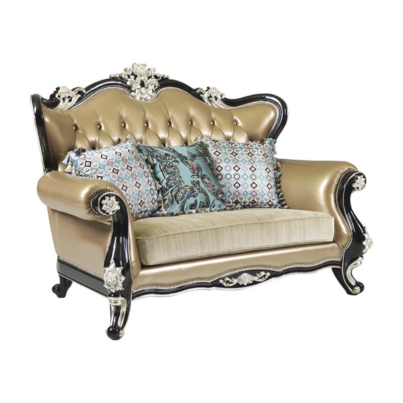 宝居乐简欧贵族二位沙发EH305