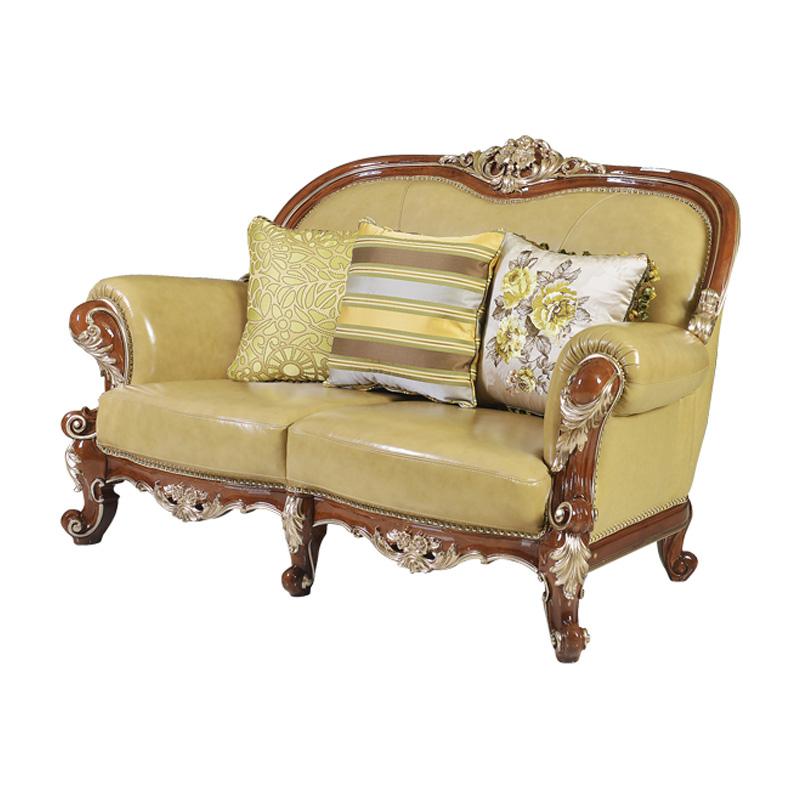 宝居乐简欧贵族二位沙发EH306