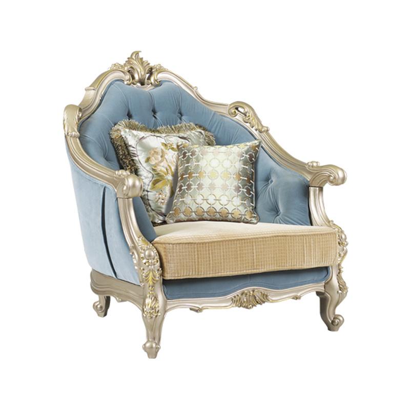 宝居乐简欧贵族单位沙发EH307
