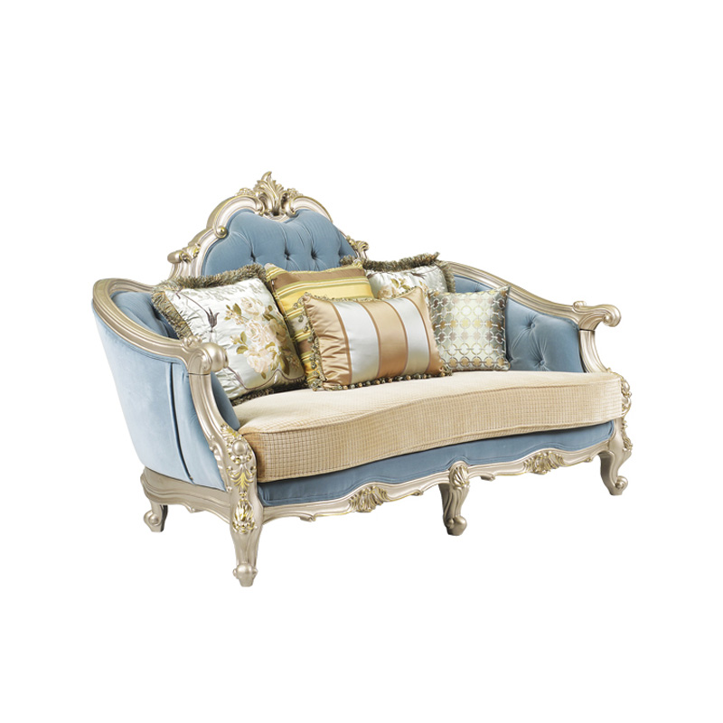 宝居乐简欧贵族二位沙发EH307