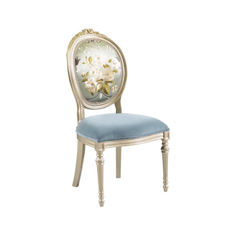 宝居乐简欧贵族餐椅EH307