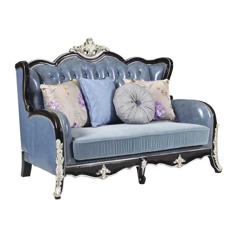 宝居乐简欧贵族二位沙发EH309