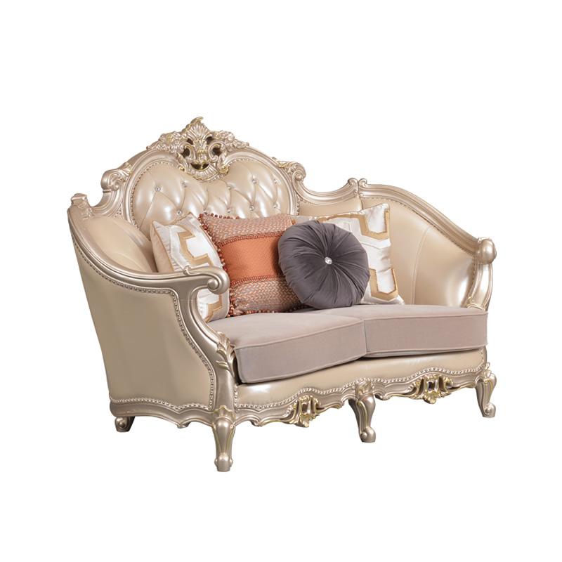 宝居乐铂尔家四代二位沙发YF010B
