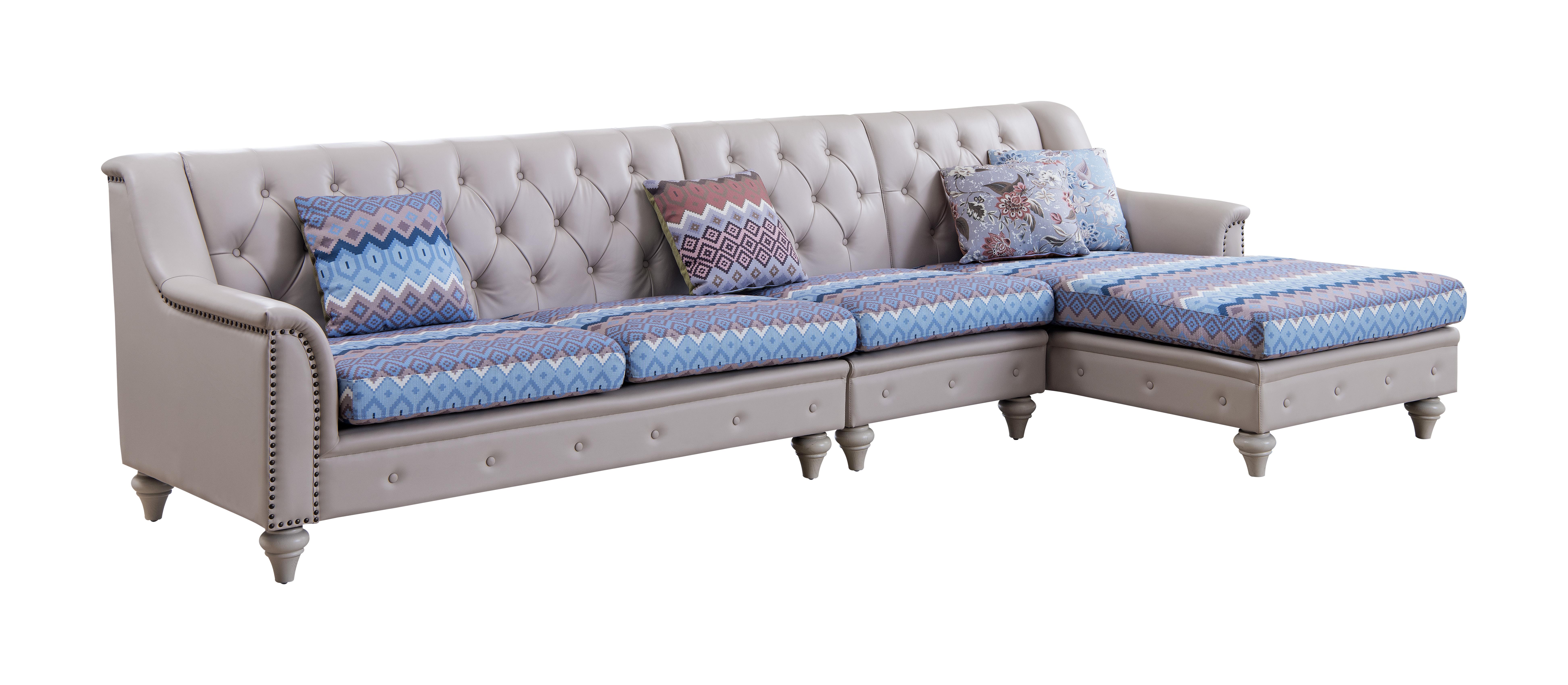 森盛罗曼+法式组合沙发SFG9006